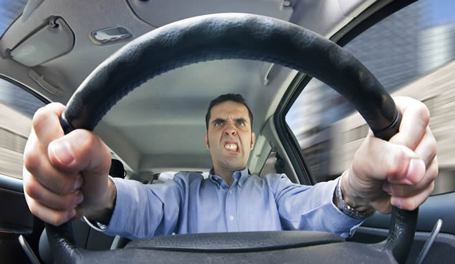 Road Rage: Don't Be A Statistic